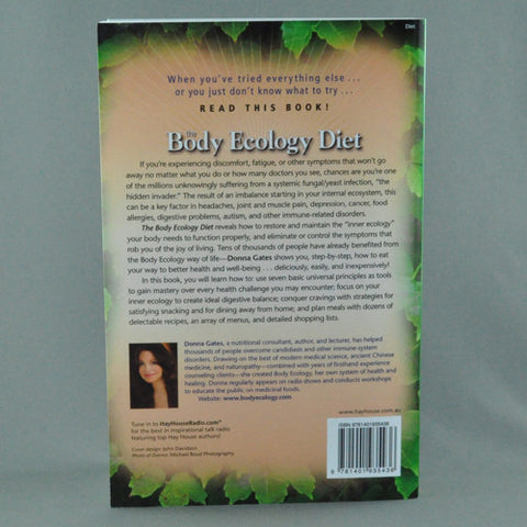 THE BODY ECOLOGY DIET BY DONNA GATES