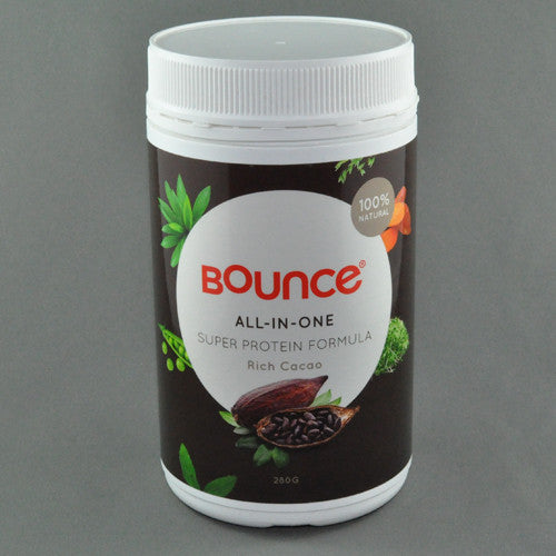 BOUNCE ALL IN ONE SUPER PROTEIN, RICH CACAO 280G