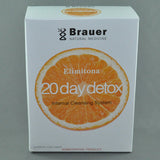 BRAUER ELIMITONA 20 DAY DETOX KIT