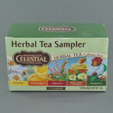 CELESTIAL HERBAL TEA SAMPLER BAGS PK20