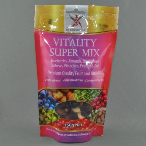 DR SUPERFOODS ANTIOXIDANT SUPER BERRIES 125G