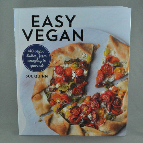 EASY VEGAN BY SUE QUINN