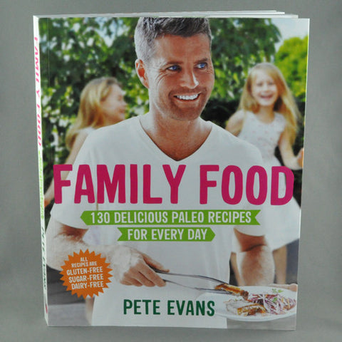 Health and natural lifestyle books meed australia family food by pete evans forumfinder Images