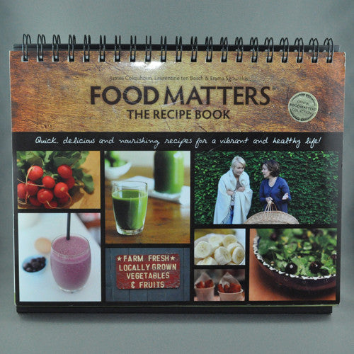 FOODMATTERS THE RECIPE BOOK