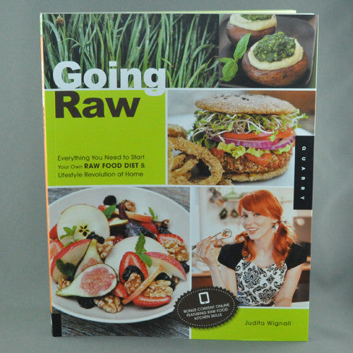 GOING RAW BY JUDITA WIGNALL