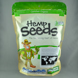 HEMP SEEDS HULLED CERTIFIED ORGANIC