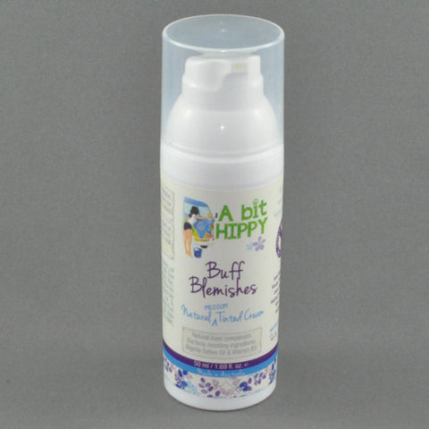 A BIT HIPPY BUFF BLEMISHES TINTED CREAM 50ML
