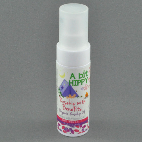 A BIT HIPPY ROSEHIP WITH BENEFITS OIL 25ML