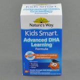NATURE'S WAY KIDS SMART ADVANCED LEARNING DHA 50 CAPS