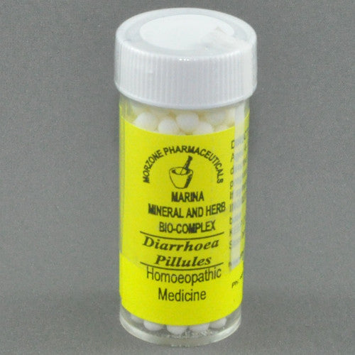 MORZONE MARINAS HOMEOPATHIC DIARRHOEA PILLULES