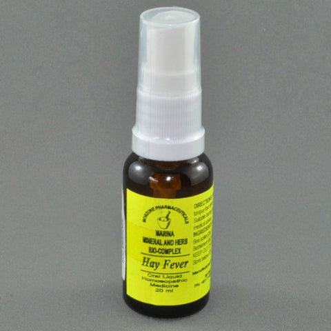 MORZONE MARINAS HOMEOPATHIC COUGH COLD FLU SPRAY 20ML
