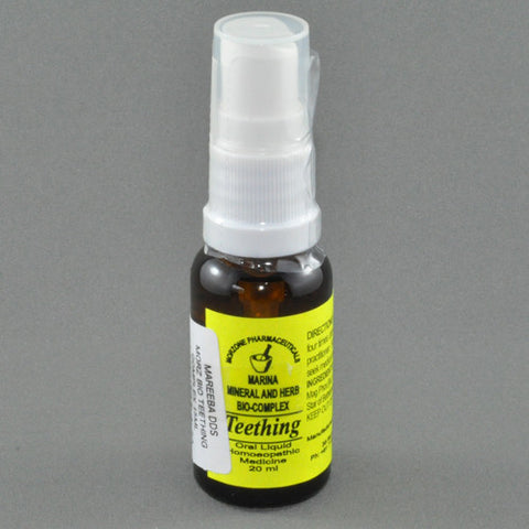 MORZONE MARINAS HOMEOPATHIC MOUTH ULCER SPRAY 20ML
