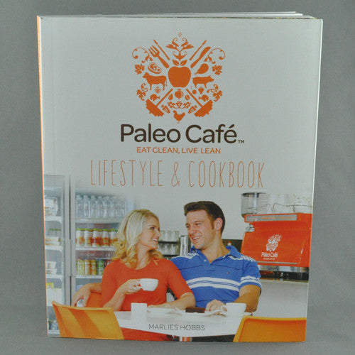 PALEO CAFE, LIFESTYLE AND COOKBOOK MARLIES HOBBS
