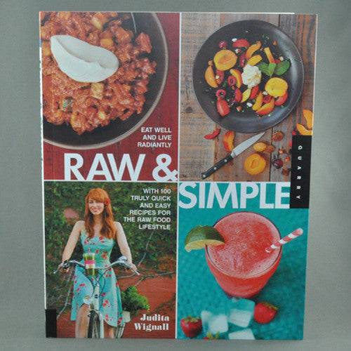 RAW AND SIMPLE BY JUDITA WIGNALL
