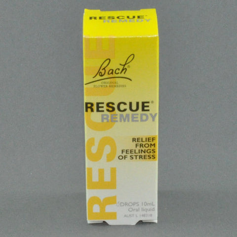 BACH RESCUE REMEDY DROPS