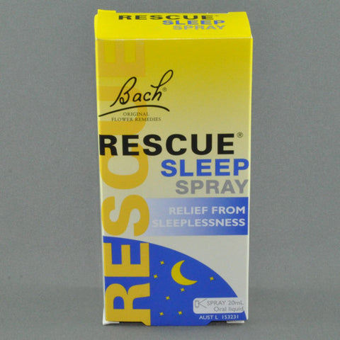 BACH RESCUE REMEDY SLEEP SPRAY 20ml
