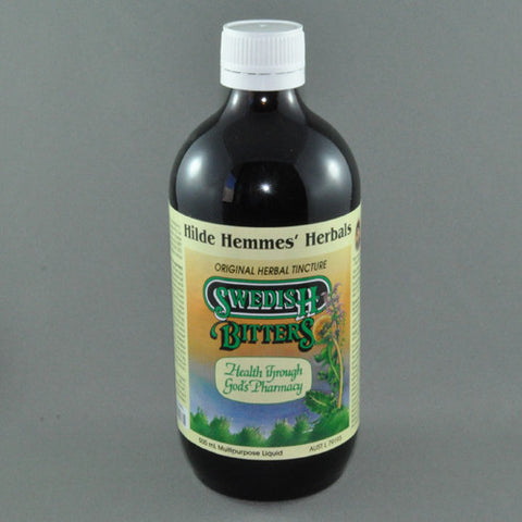 SWEEDISH BITTERS HERBAL TINCTURE