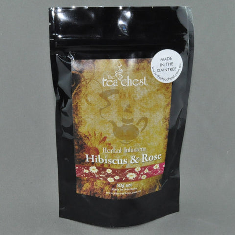 THE TEA CHEST ROOIBOS WITH VANILLA 80G