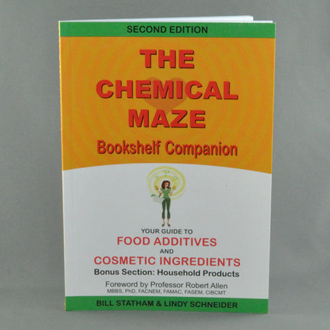 THE CHEMICAL MAZE BOOKSHELF COMPANION