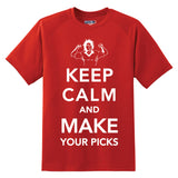 Superbru Keep Calm T-shirt