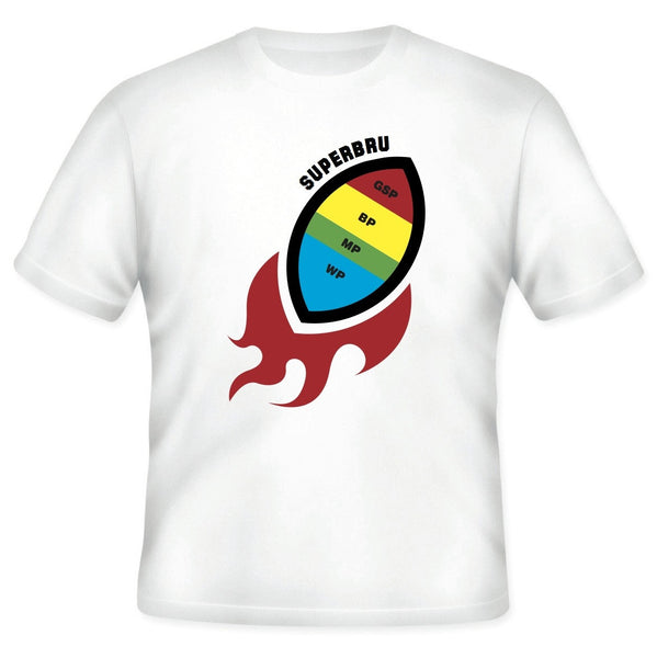 Superbru Rocket T-shirt