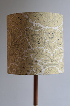 Patterned Fabric Shades