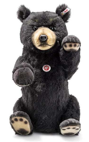 See full details of our fantastic new Black Bear limited edition from Steiff