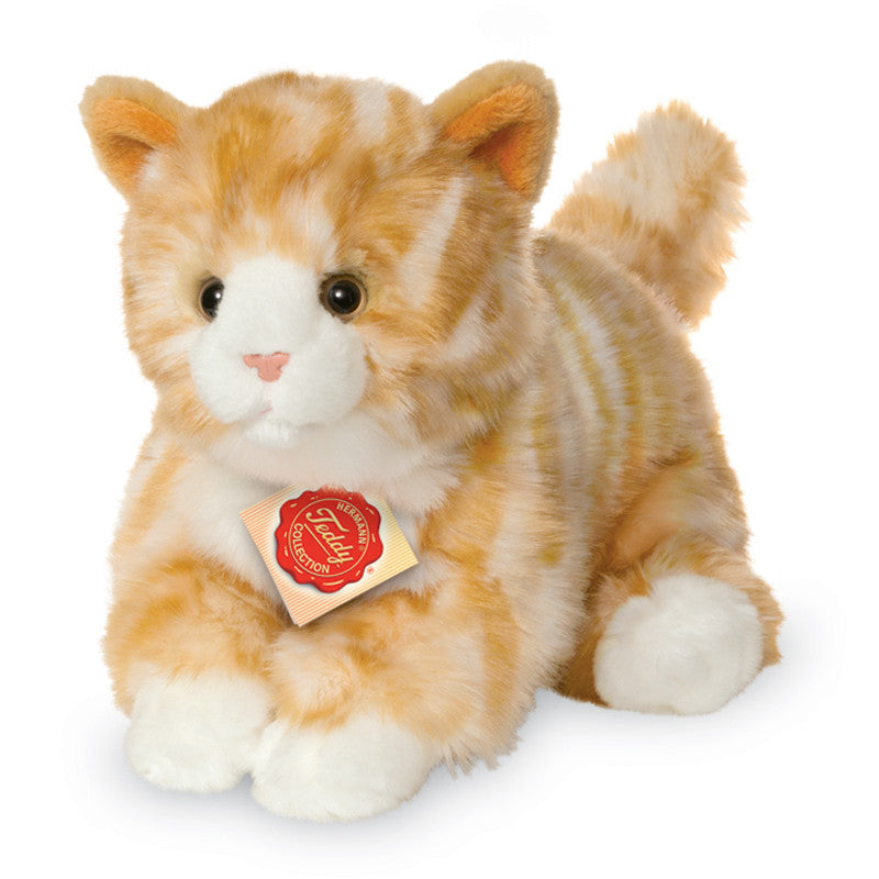 Ginger Cat Plush Toy