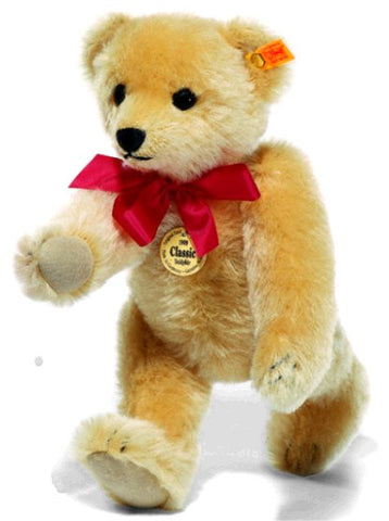 318be028a24 1909 Teddy Bear Replica by Steiff - blond