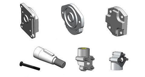 Hydraulic Gear Pump Accessories