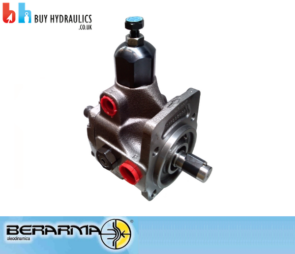 Vane Pump 16.0 cc/rev 20-120 Bar ISO mounting