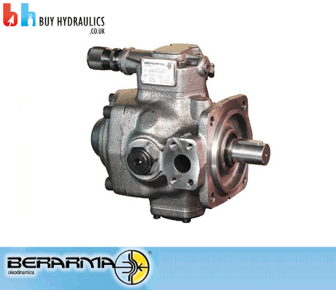 Vane Pump 50.0 cc/rev 30-160 Bar ISO Mounting