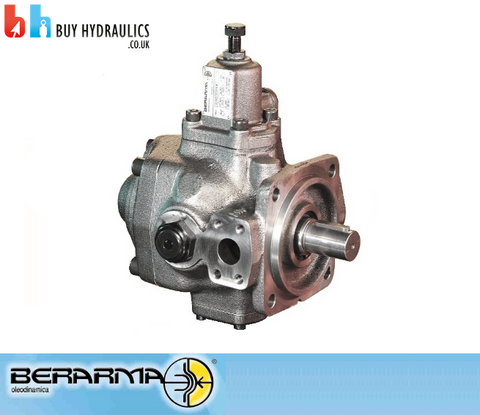 Vane Pump 80.0 cc/rev 30-80 Bar ISO Mounting