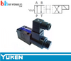 CETOP 5: NG10 2-position spool single solenoid