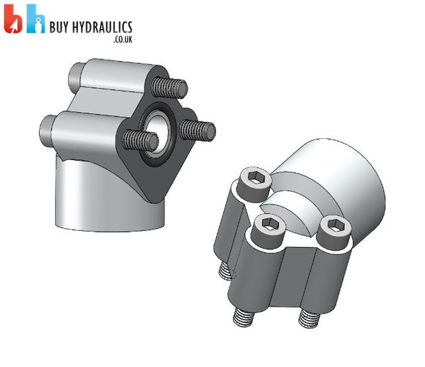 Gear Pump Elbows (Diamond shape)