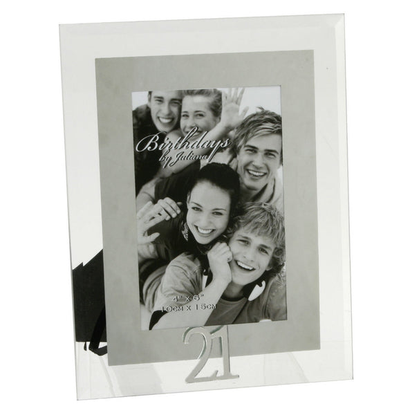21st Birthday Photo Frame by Juliana
