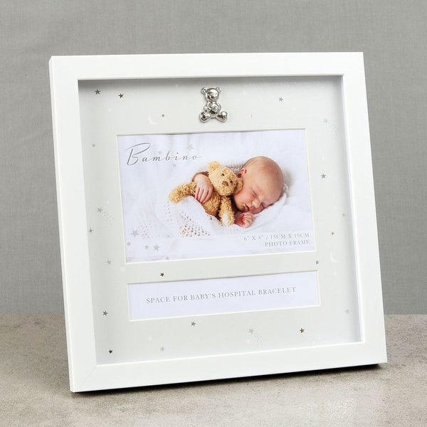Bambino Hospital Bracelet Keepsake Photo Display Box