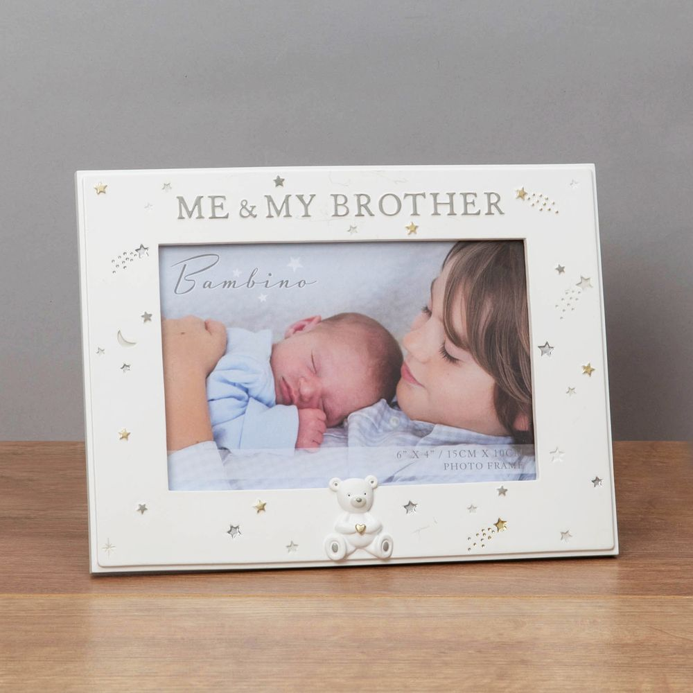 Bambino Me & My Brother Photo frame