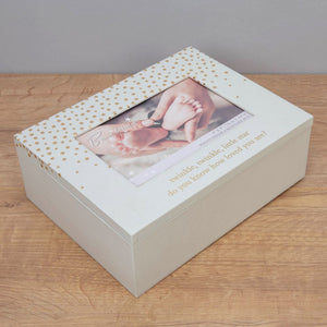 You added Bambino Twinkle Twinkle Little Star Keepsake Photo Box to your cart.