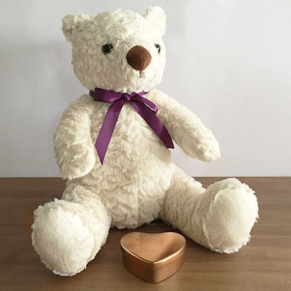 Ashes Keepsake Memory Bear