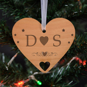 You added Personalised Wooden Hanging Decoration with Initials to your cart.