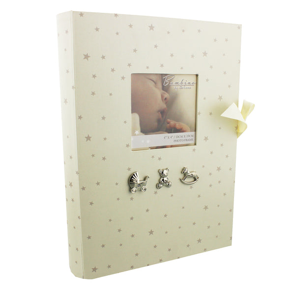 Book Shape Baby Keepsake Box by Bambino