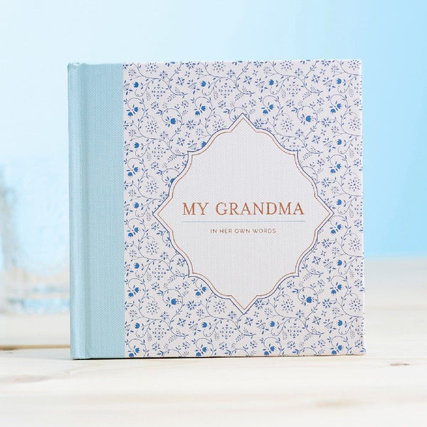 Compendium Hardcover Journal 80 Pages - My Grandma