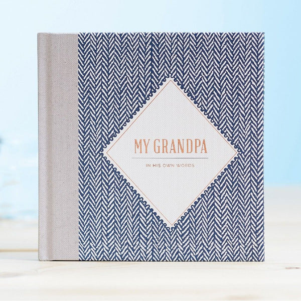 Compendium Hardcover Journal 80 Pages - My Grandpa