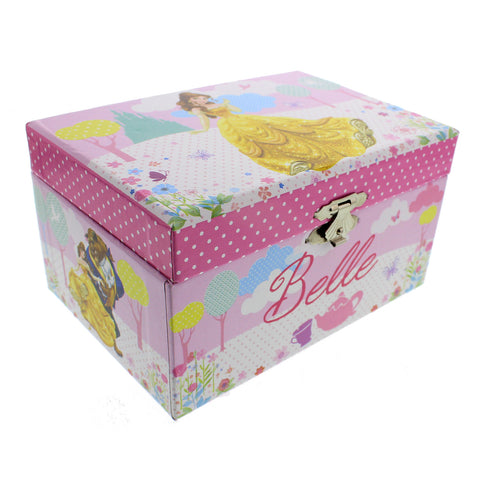 Disney Princess Jewellery Box Storytelling Belle