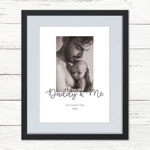 You added You & Me Personalised Photo Print to your cart.