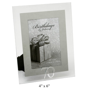 You added 70th Birthday Photo Frame, Glass & Mirror to your cart.