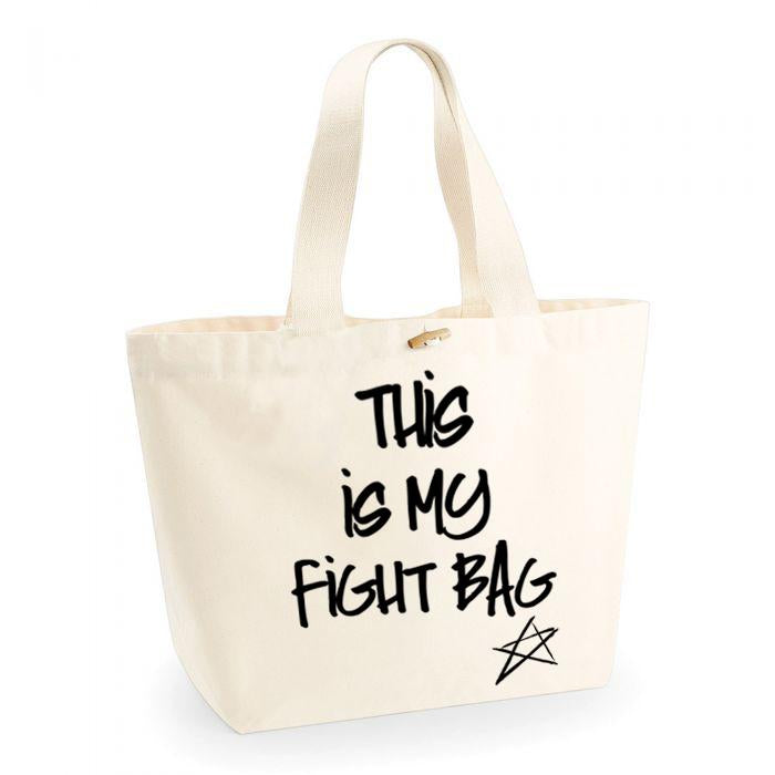 """This Is My Fight Bag"" Tote Bag"