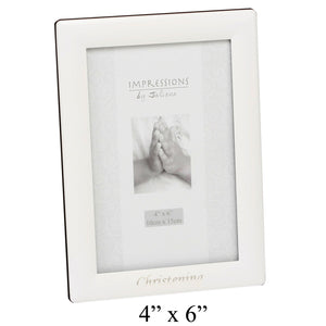 You added 'Christening' Photo Frame, White to your cart.