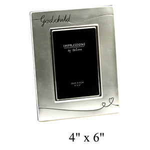 You added 'Godchild' Photo Frame, Silver Plated to your cart.